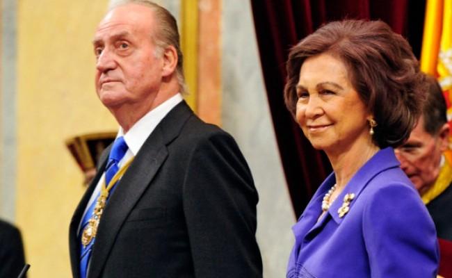 Король и королева Испании празднуют золотую свадьбу