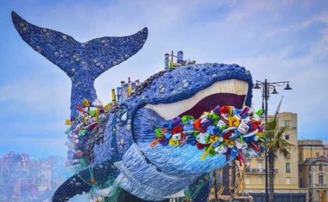 Итальянский Виареджо готовится к карнавалу