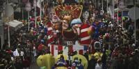 Португалия: добро пожаловать на карнавал!