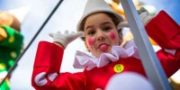 Италия: «Street Carnival» в Геркулануме