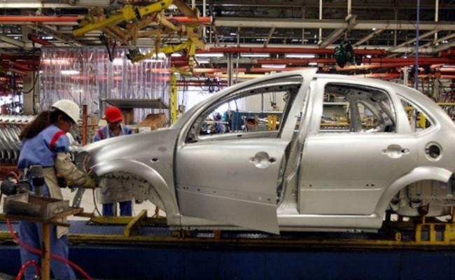 Португалия производство автомобилей снизилось