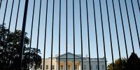 Зачем мужчина проник в Белый дом?