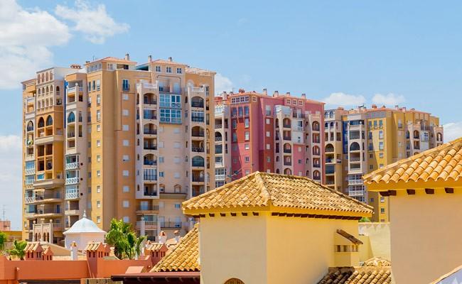 Квартиры в испанских новостройках подорожали на 10% за год