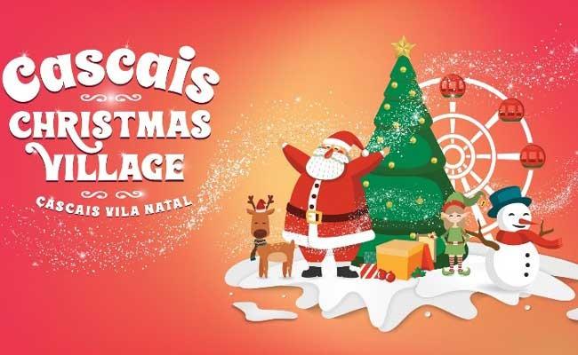 Португалия: Cascais Christmas Village