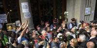 В Испании начались массовые аресты чиновников
