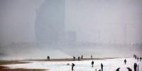 Испания: волна полярного холода накрывает Каталонию