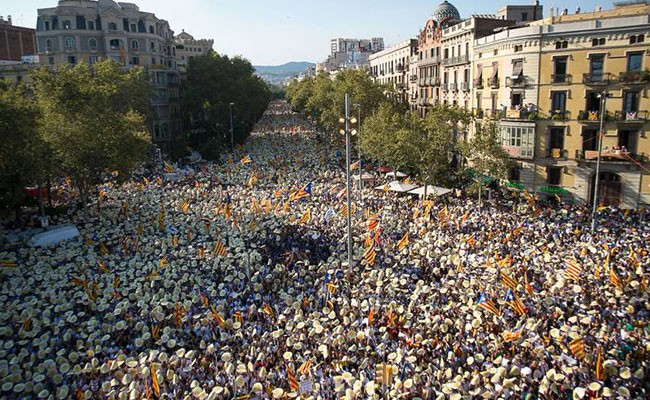 В случае независимости каталонцы лишатся 300 000 рабочих мест