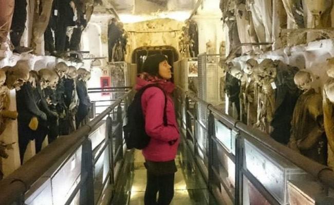 Италия: самое жуткое кладбище мира открыто для туристов