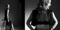 Италия: Prada превратила Джессику Чистейн в диву