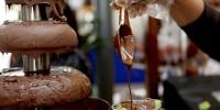 Португалия: шоколадная ярмарка в Грандоле