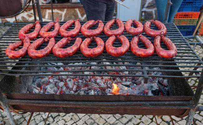 Португалия: Festa das Chouriças в Алгарве