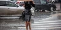 Сильные дожди на юге Италии