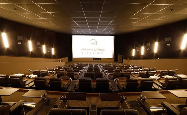 В Испании открылся первый кинотеатр премиум-класса