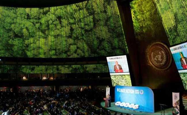 Климатический саммит в Испании посетят представители 196 стран