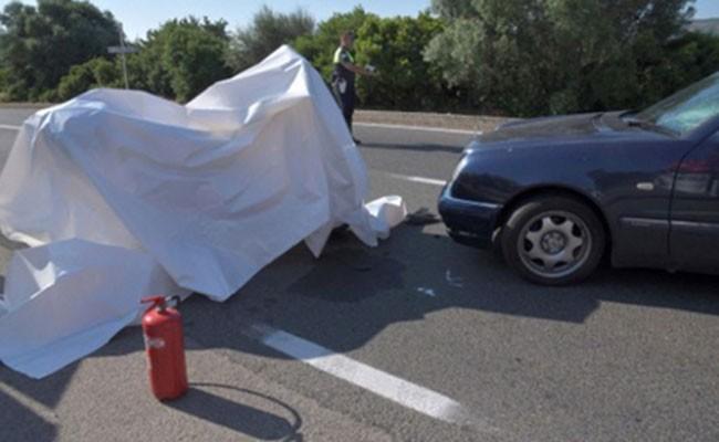 Джорджа Клуни сбила машина