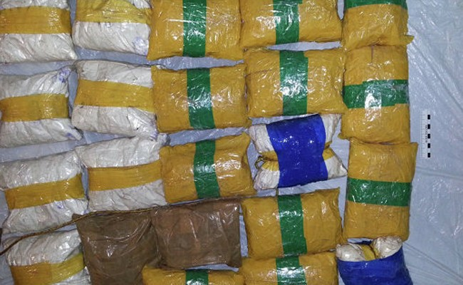 Судно из Перу привезло в Испанию кокаин на 50 млн евро