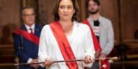 Испания: Ада Колау переизбрана мэром Барселоны