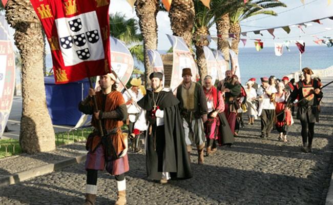 Португалия: Фестиваль Колумба