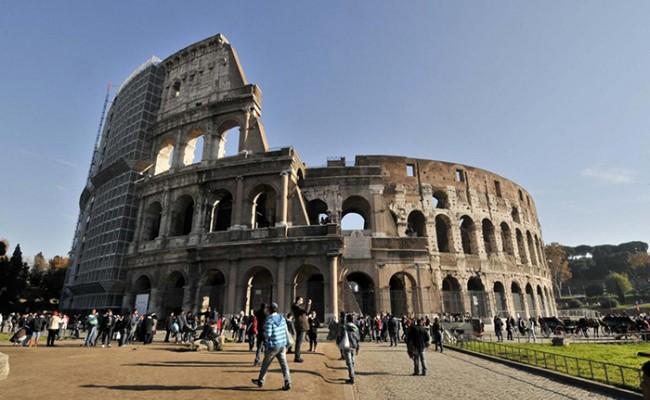 билеты в Колизей через смартфон