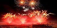 Португалия победитель всемирного конкурса фейерверков