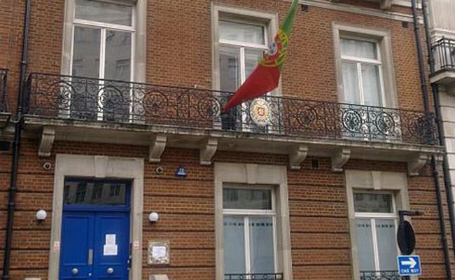 Консульство Португалии в Лондоне продлевает время работы