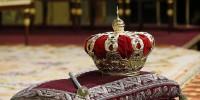 В Испании покажут королевскую корону и скипетр