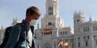 Испания скорректировала данные о жертвах коронавируса