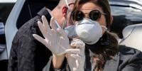 Италия: в Риме будут штрафовать бросающих перчатки и маски на улицах