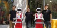 Ресторан с официантами-роботами готовится к открытию в Испании
