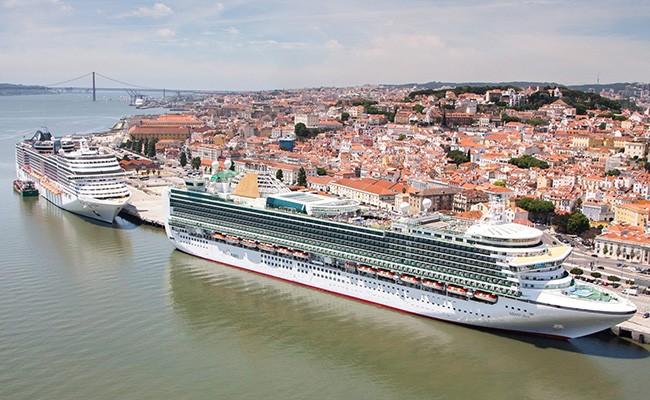 Португалия: круизы под запретом до конца сентября