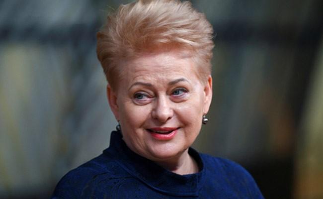 Бывшему президенту Литвы закроют путь в руководство ЕС