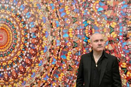 Италия: работы Дэмьена Херста выставили в Венеции