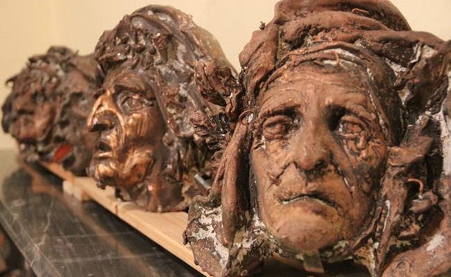 Италия: выставка скульптуры Алексея Благовестнова в РЦНК