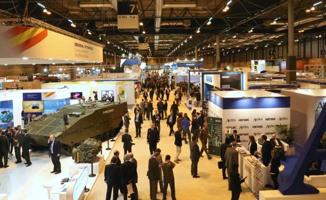 В Испании пройдет новая международная оборонная выставка