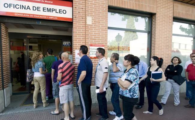 В октябре в Испании выросло число безработных