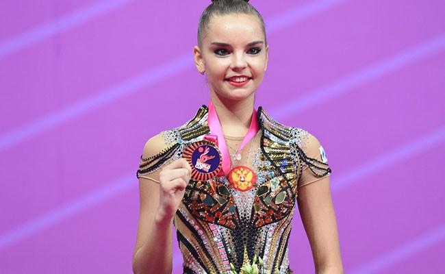 Дина Аверина завоевала два золота на КМ в Италии