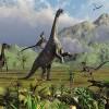Как крупные динозавры высиживали яйца