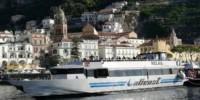 Италия: Divina Costiera возобновляет рейсы по заливам Неаполя и Салерно