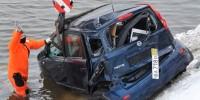 Диджей «Европы Плюс» рухнул на машине в Москву-реку