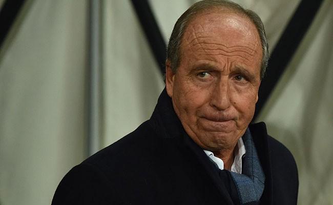 Сборная Италии впервые за 60 лет не прошла на чемпионат мира