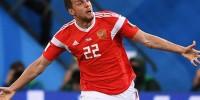 Дзюба оценил победу над сборной Египта