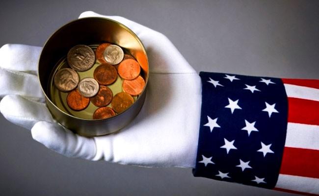 Госдолг США впервые превысил 20 триллионов долларов