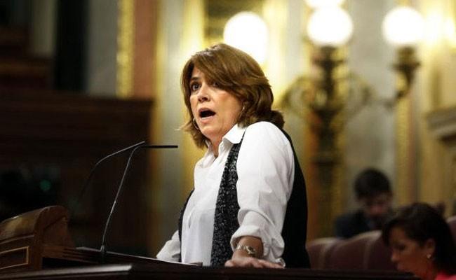 Испанский Конгресс требует отставки министра юстиции