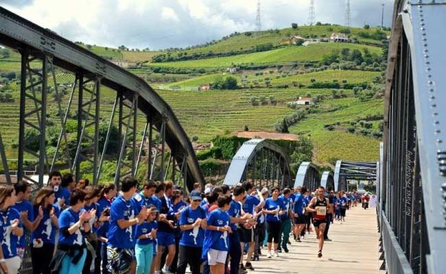 Португалия: полумарафон «Douro Vinhateiro»