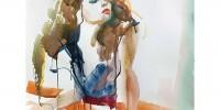 Италия: выставка работ Анастасии Куракиной «Размышления»