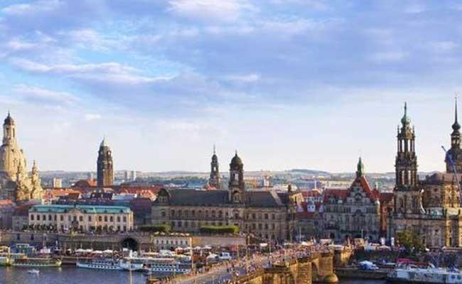 В Дрездене похитили предметы искусства «неизмеримой ценности»