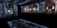 Италия: подземное лазерное шоу
