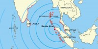 В Индонезии произошло землетрясение магнитудой 8,9