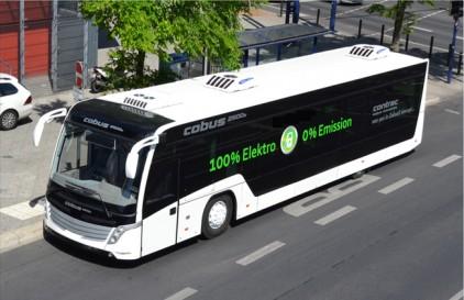 Португалия: электрический автобус для аэропортов