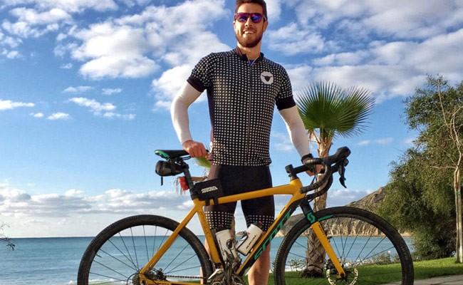 Цимерманис выиграл соревнования Ironman в Испании